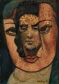 Francis Picabia, Open Mask